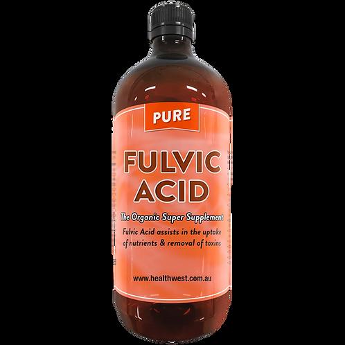 Healthwest Fulvic Acid 1 Litre