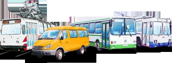 Alt-реклама на автобусах и троллейбусах