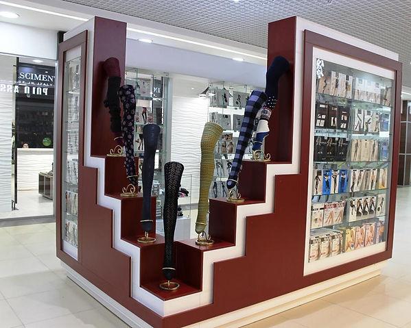 Alt-Островной магазин под ключ. Изготовление островного магазина Владимир.