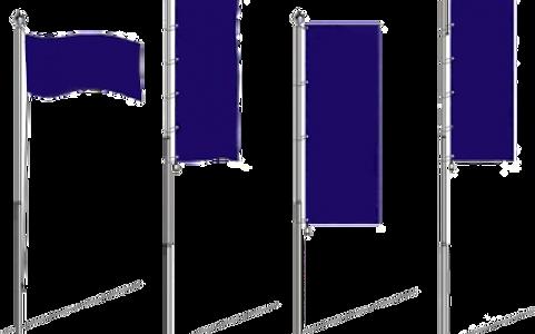 Alt-флаги и флагштоки во владимире
