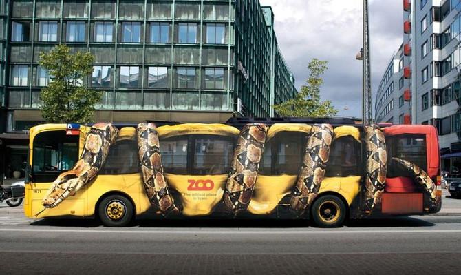Реклама на транспорте в городе Владимире, как один из самых эффективных способов заявить о себе!