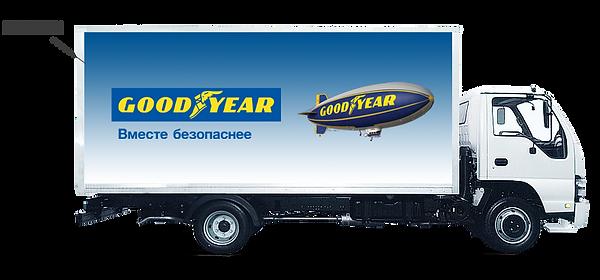 Alt-оклейка грузовых машин и газелей во Владимире и области.
