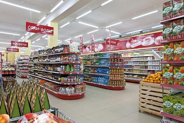 Alt-Продуктовый магазин под люч, продажа оборудования дл магазина Владимир.
