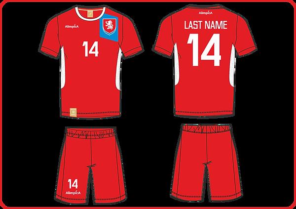 Печать номеров и фамилий на спортивную форму.