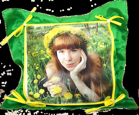 Печать фото на подушках во Владимире.
