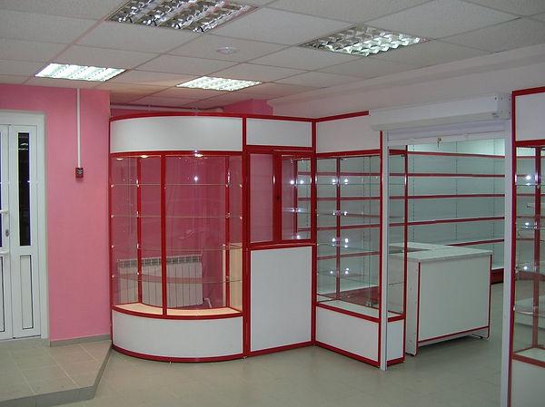 Alt-изготовление и продажа витрин и торгового оборудования во Владимире.