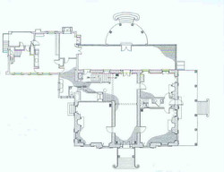 Caroline Sinkler 1st Floorplan