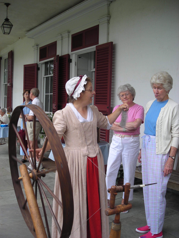 Ruth Konrad, Marilyn Steeg, Jean Lamason