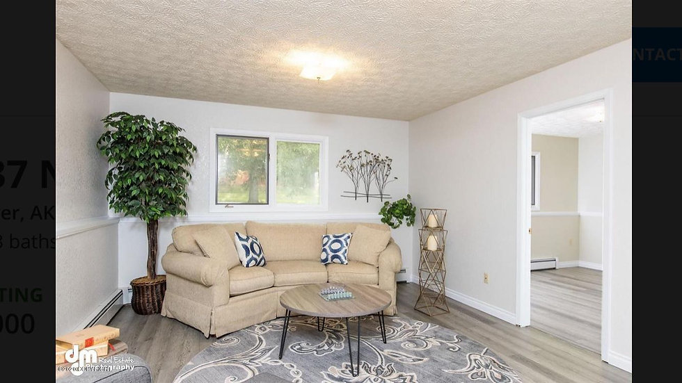 Stage Living Area