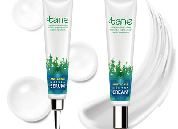 TANE MāNUKA CREAM & SERUM SET(10% OFF)