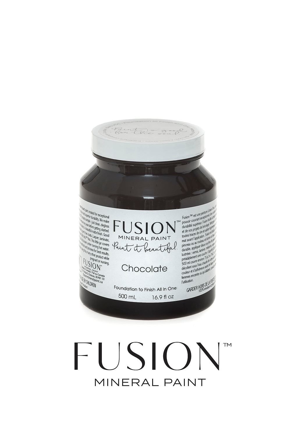 Fusion Chocolate Mineral Paint
