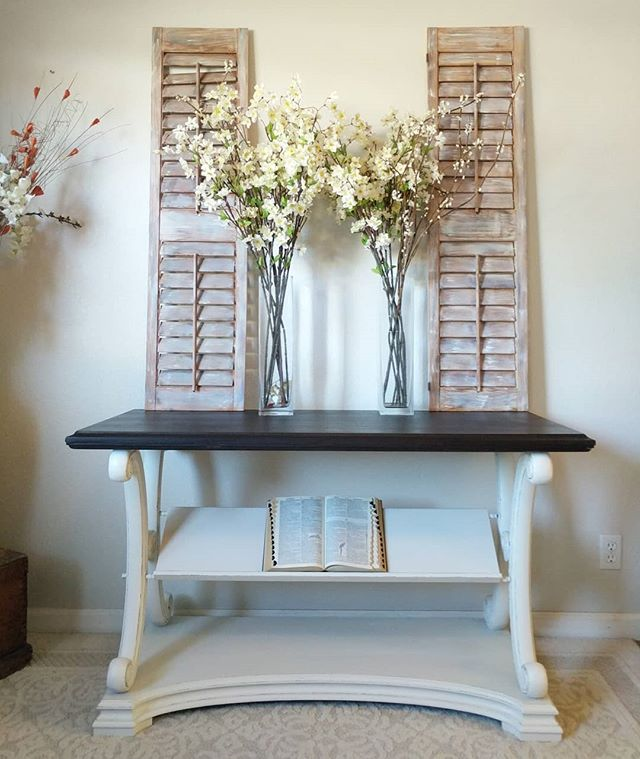 This sofa back table is part of my custo