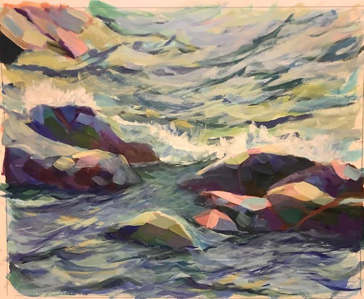 Rockport Waves