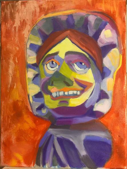 Puppet Lady