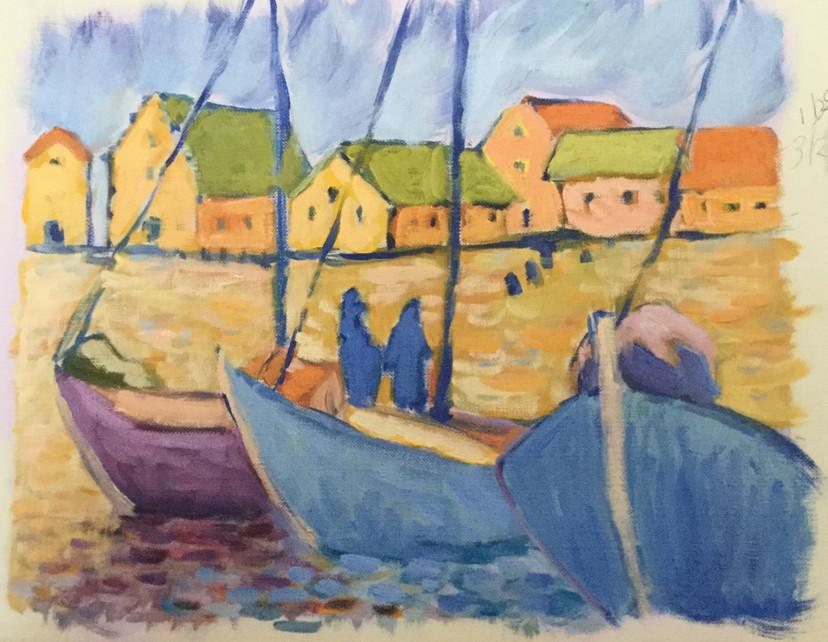 the fishermen, netherlands