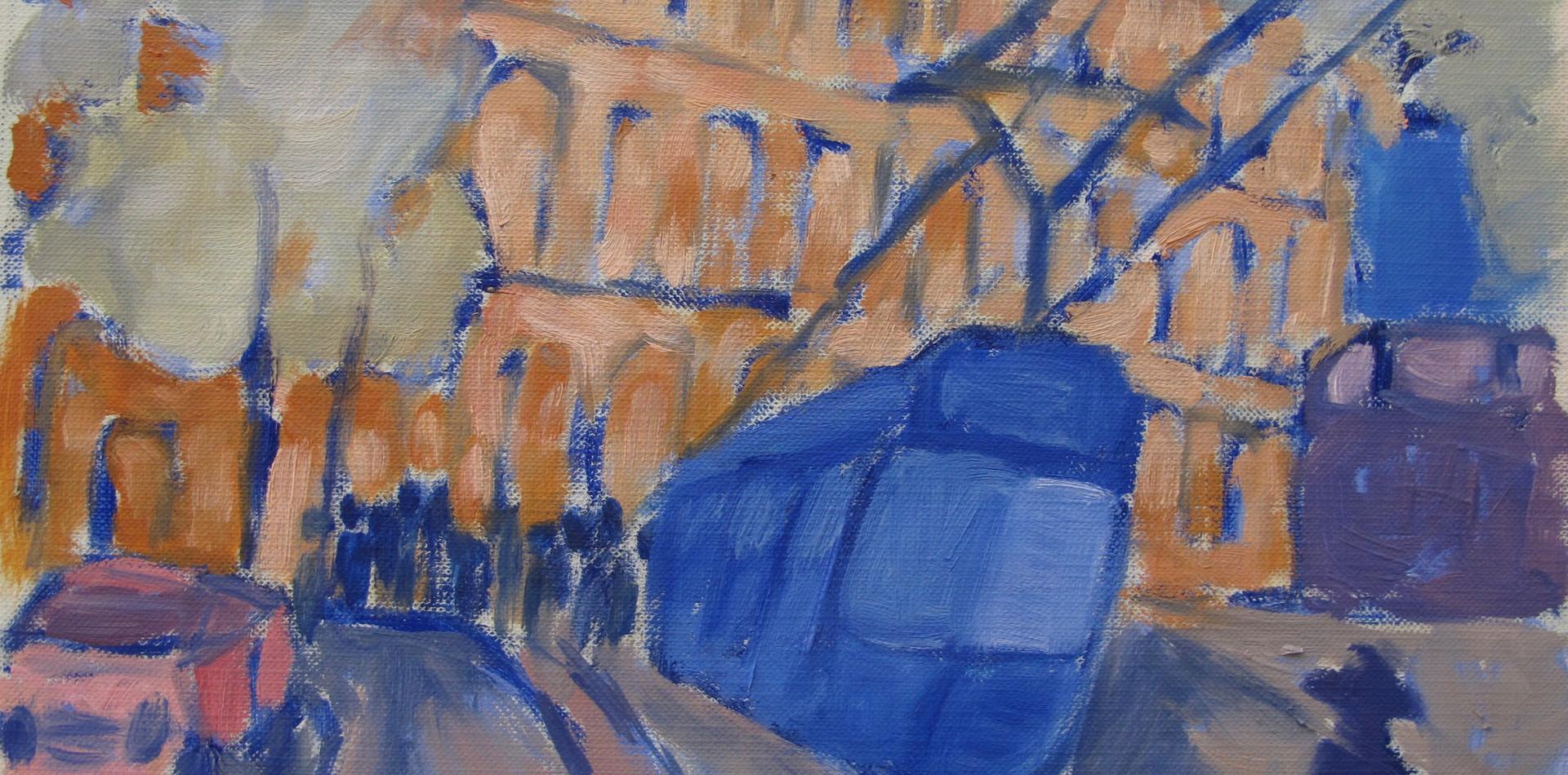 trolley, amsterdam