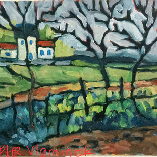 after M Vlaminck