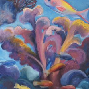 "12 x 16"" oil on canvas"