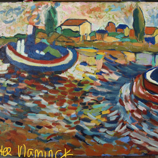 after Maurice Vlaminck