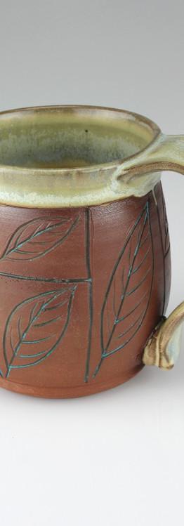 tea leaf mug