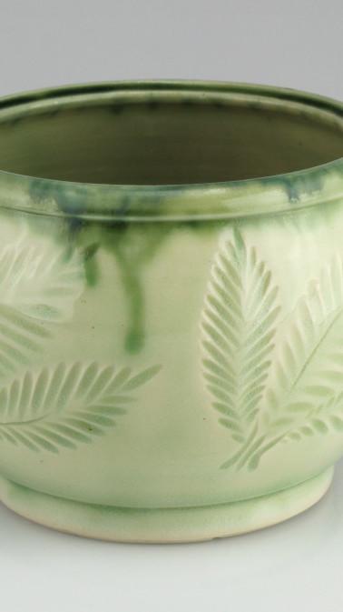 three-leaf decorative bowl