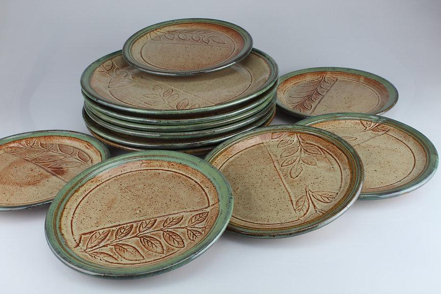 honeysuckle plates.JPG