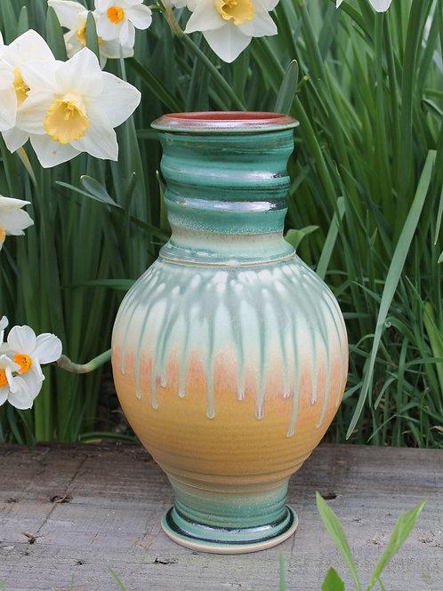 """Vase, 11"""""""