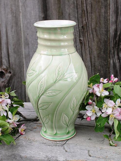 """Vase, 10.5"""""""