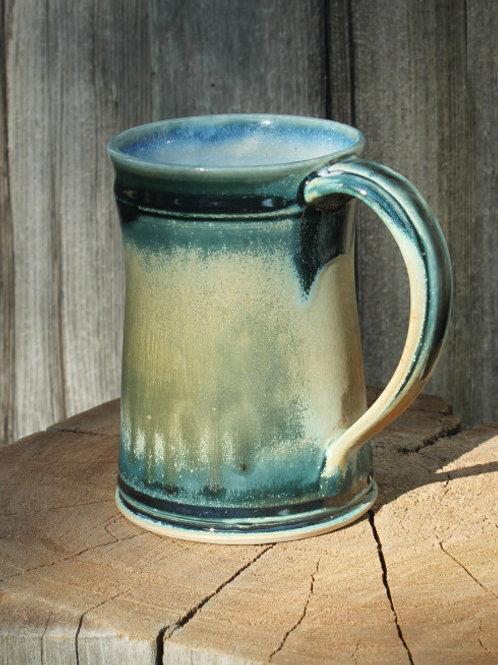 12 oz.  mug - white stoneware
