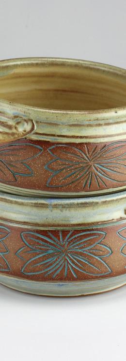 flower chilli bowls