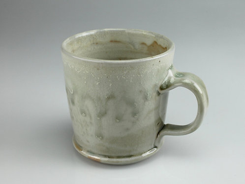 8 oz. Mug - Wood-fired white stoneware