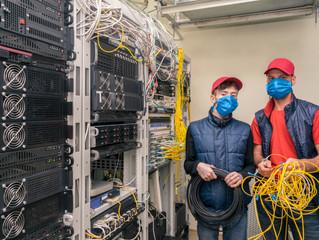 Wussten Sie, dass es im Bereich der cloud-basierten Kommunikation im Jahr 2020 ein hohes Maß an Inve
