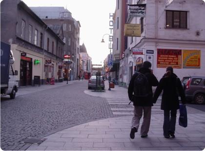 Stodolní ulice, Ostrava