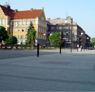 Náměstí Český Těšín