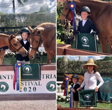 What a way to end the circuit in Florida for Brianne!