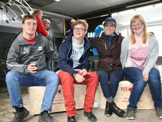 Visit from Team Special Olympics Niedersachsen