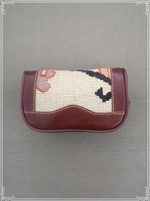 Vintage-Kelim lompakko