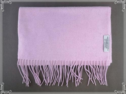 50%Cashmere50%Villa 35x180cm pinkki