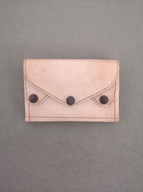 Nahka lompakko 8x11