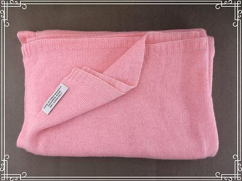 50%Cashmere50%Villa 70x200cm pinkki