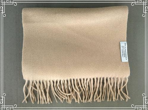 100% Mongolian Cashmere               Sand