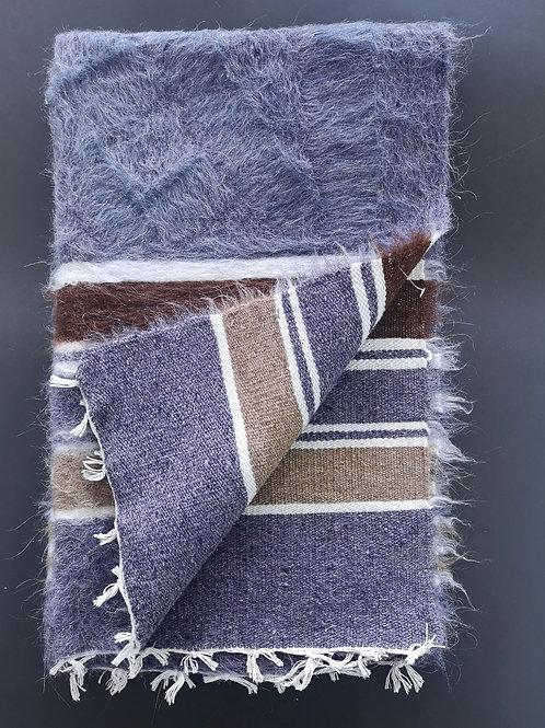 Siirt Vuohen villamatto 80x130 cm  100%organic 100%handmade