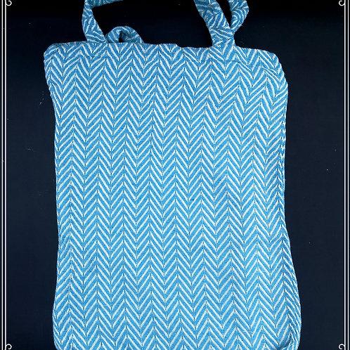 Zigzag hamam-pyyhe kassi  turquaz