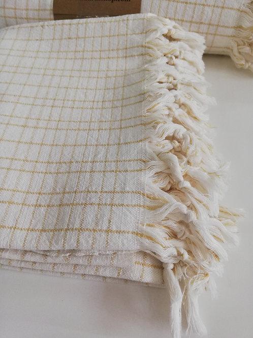 Kar  Hamam-pyyhe 190x100cm käsinkudottu