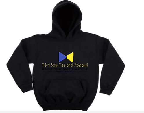 T&N Bow Ties and Apparel Youth Sweatshirt