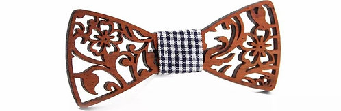 Adult Wooden Bow Tie