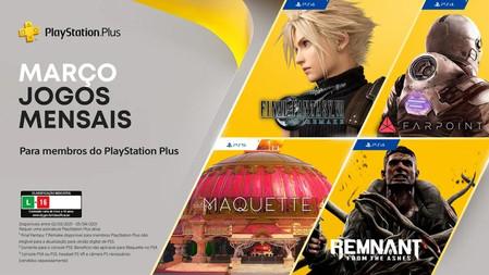 Jogos Grátis da PlayStation Plus: Março, revelados!