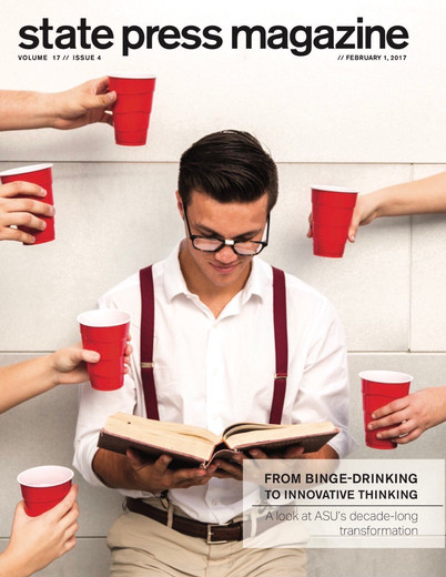 From Binge-Drinking to Innovative Thinking