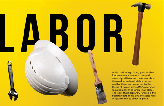 The Labor Issue - Spread