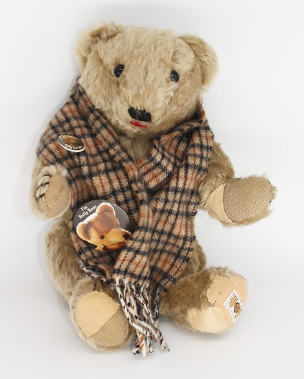 House of Nisbet Peter Bulls Famous Bully Bear 80th Birthday Replica Delicatessen
